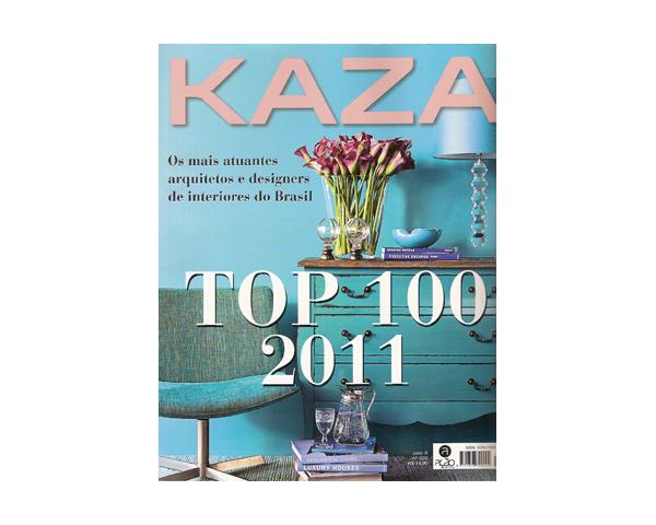 Kaza Top 100 2011